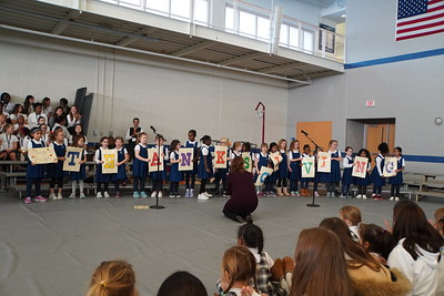 Thanksgiving Assembly 2019