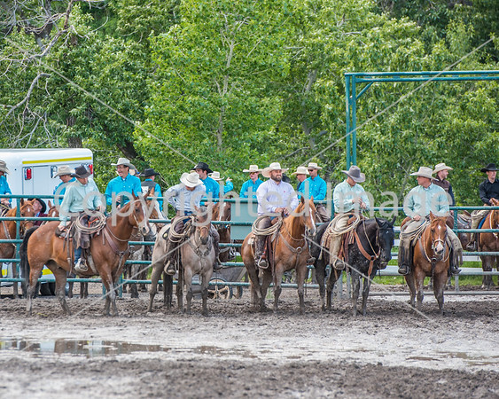 2018 Pincher Creek Cowboy Show Ranch Rodeo