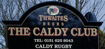 Caldy vs Halifax