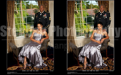 Retouched Photograph Examples from 7th SFG Formal (Same Password)