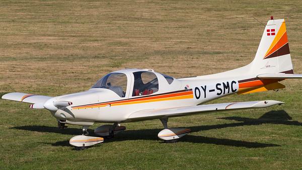 OY-SMC - Grob G115A