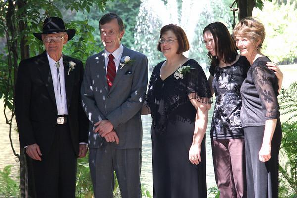 Lela and Frank's Wedding, Sep. 12, 2008