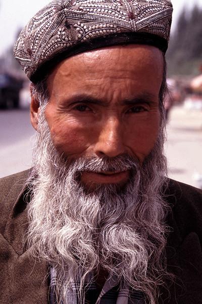 Luntai, Xinjiang, China 2004