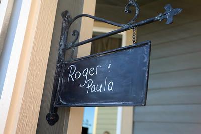 Roger & Paula
