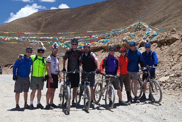Day 7 - Chakla Pass and Reting Monastery