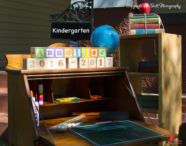 Annalise Kindergarten 2016-2017