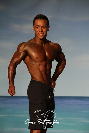 VGC Men's Physique Prejudging