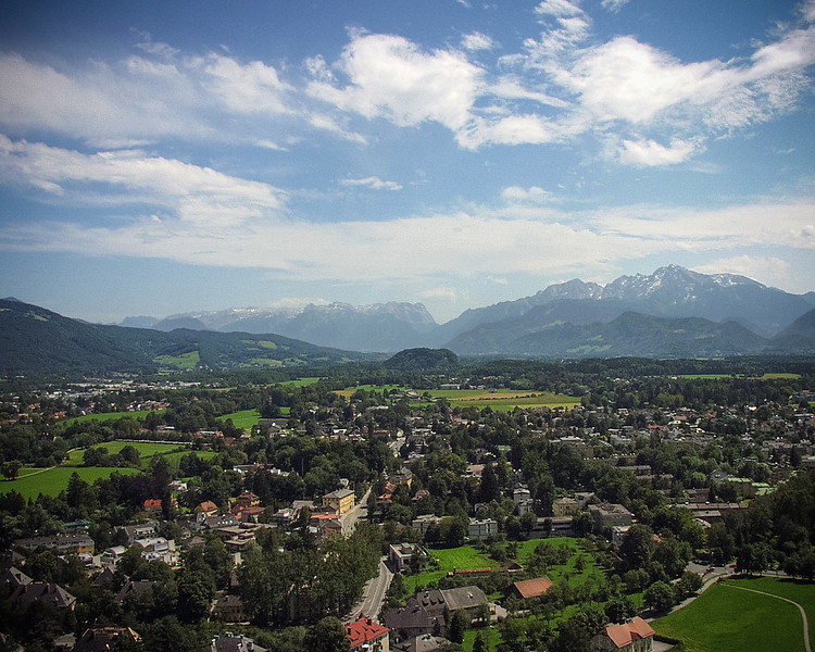 View from Festungsberg