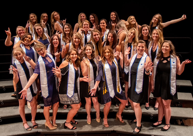 2019 Recreational Therapy Grads