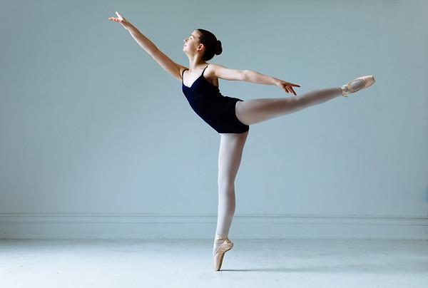 Paige, ballet
