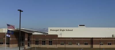 Donegal High -- April 28, 2017