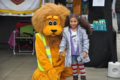 2014 Bury St Edmunds Lions at the Arc 15th November