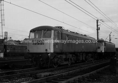 Class 85 Electric Locomotives