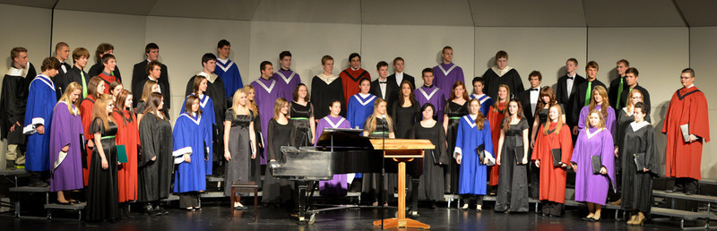 GNC All-Conference Band and Choir Concert Nov 9