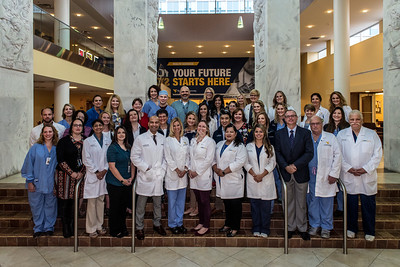 34816 Obstetrics and Gynecology Group Shot August 2018