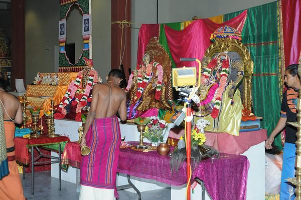 சூரன் போர் -  அய்யப்பன் ஆலயம், ரொரன்ரோ, கனடா