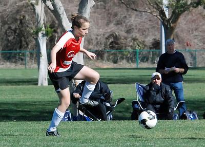 Eclipse Soccer 95 Black 2009