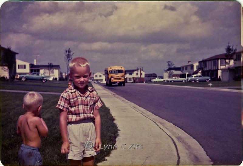 MARK & SCOTT 1961