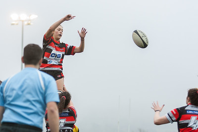 Cheltenham Ladies Rugby V Harrogate - 25th January 2020