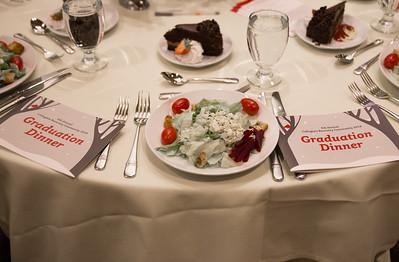 2018 CRC Graduation Dinner