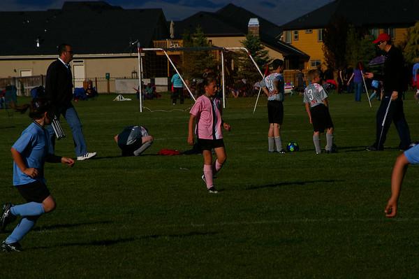 Marissa Chessmore soccer
