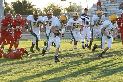 Sophomores vs Lodi