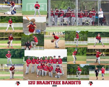 Bandits Collage