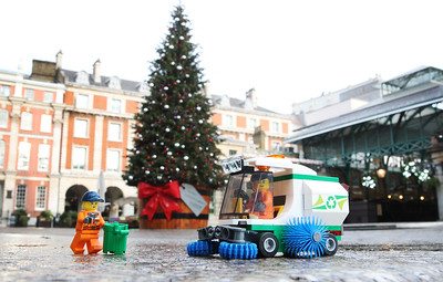 27/11/20 - Covent Garden - LEGO Digital Experience