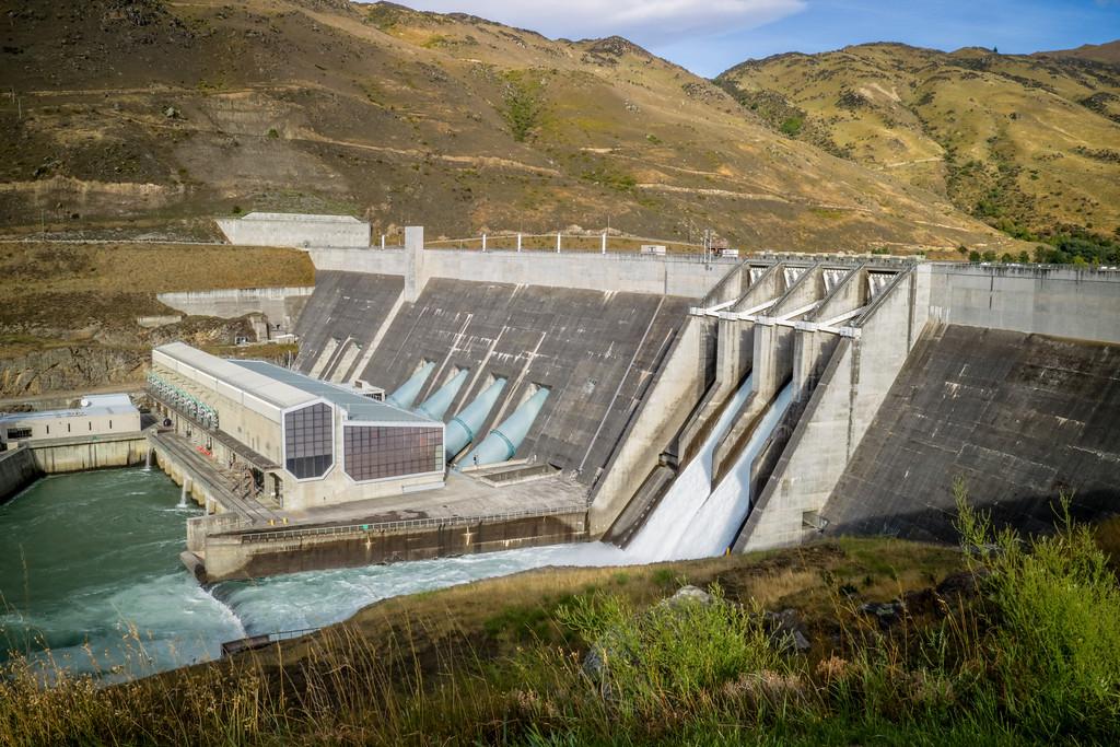 170203 - Clyde Dam
