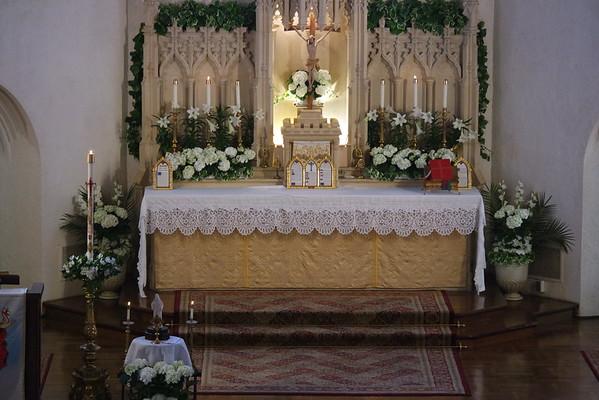 Feast of St. Benedict (4/5/16)