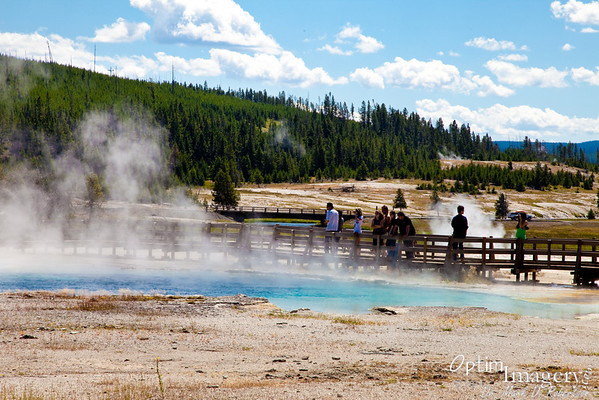 YELLOWSTONE (VERY QUICKLY)