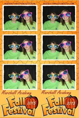 Marshall Academy Fall Fest 2015