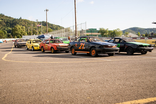 Douglas County Speedway May 17 2014