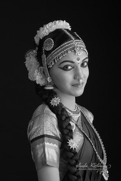 Bharatanatyam Arangetram portraits