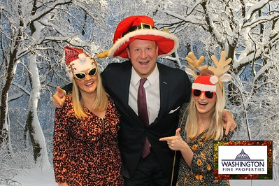 Washington Fine Properties Holiday Party 2019
