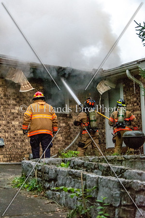20180604A - Old Hickory - House Fire