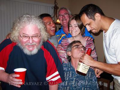 '12 ManCave Poker Night Sept