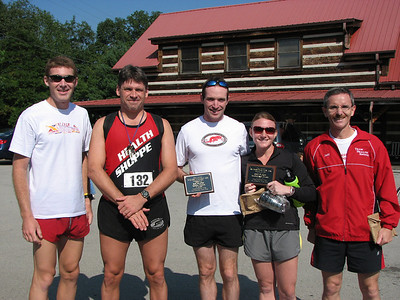 2007 Wears Valley 15k Race