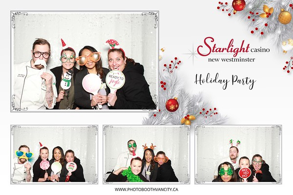 Starlight Casino Holiday Party
