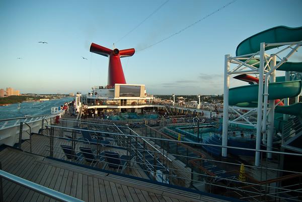 Carnival Destiny Caribbean Cruise (2010)