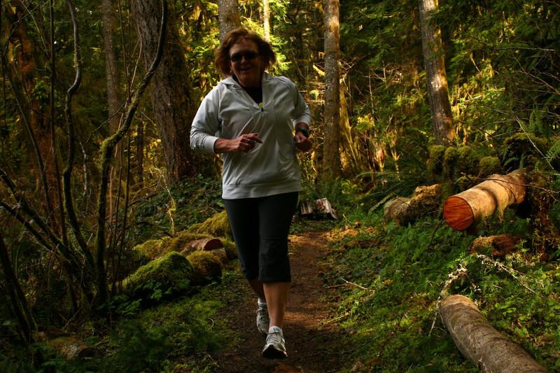 Shotgun Creek Trail Blast 2012