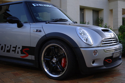 D2 Racingsport Brakes & Coilovers
