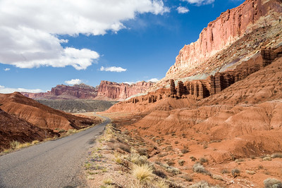 Glen Canyon & Capitol Reef NP