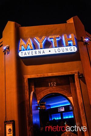 MYTH Taverna Lounge