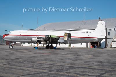 N2907F Douglas DC6