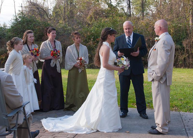 Wedding Procession, Stone Arch Bridge Lewistown, PA img_6074F.jpg