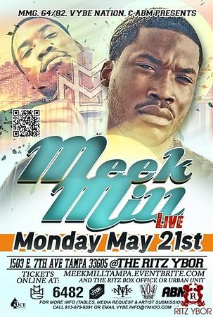 Meek Mill May 21, 2012