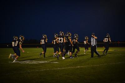 MW Varsity Football 092515