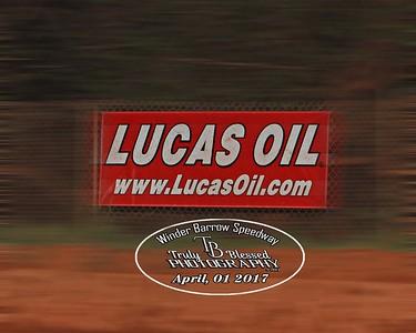 Lucas Oil Midgets