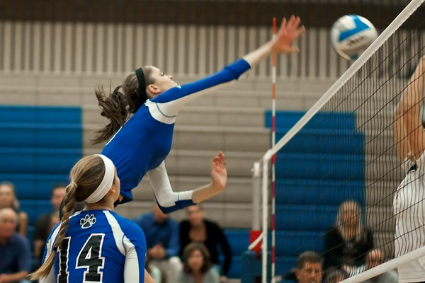 BHS Volleyball v Redmond 2011